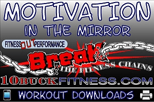 A link to a fitness and health website that specializes in fitness, body building and weight loss program downloads.